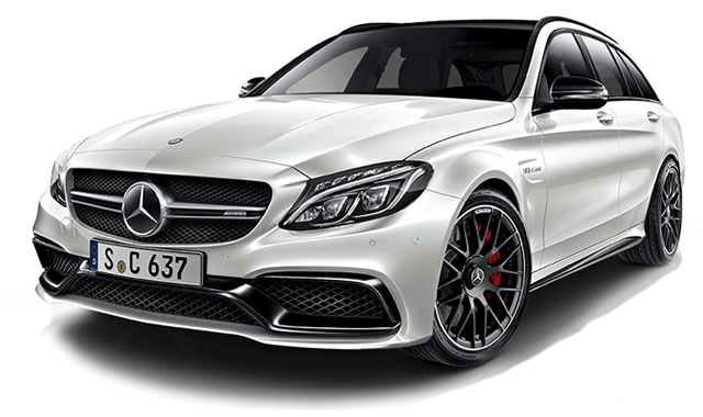 Mercedes-Benz C-Class 63 AMG S Station