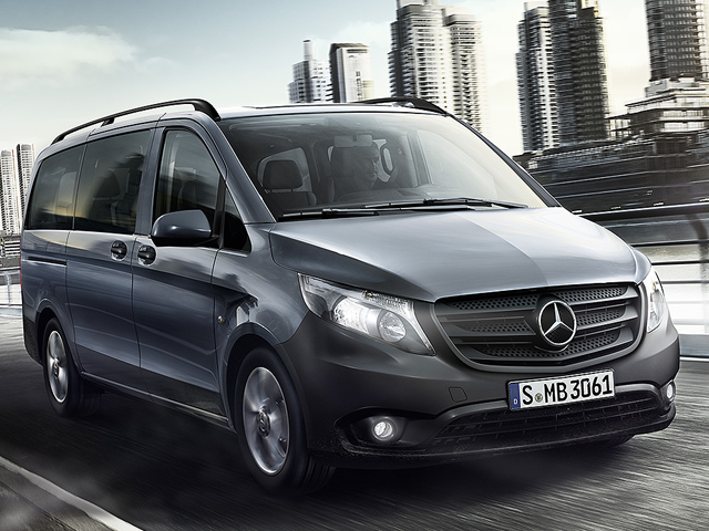 Mercedes-Benz Vito Tourer CDI