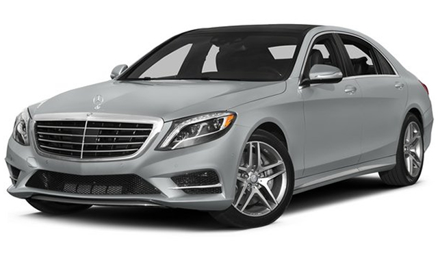 Mercedes-Benz S-Class CDI Long